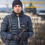 Proiectii din Bucuresti - Backpackyourlife  proiectie speciala si fan meeting