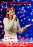 """""""Fly me to the Moon"""" - Muzica din Filme Celebre cu Diana Tudor"""