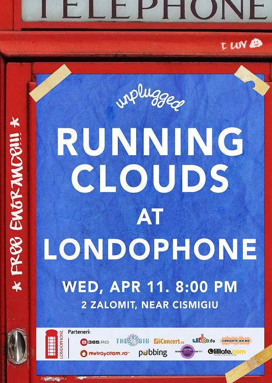 Running Clouds Unplugged