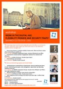 Workshops din Bucuresti - Work in the digital age: flexibility promise and security traps
