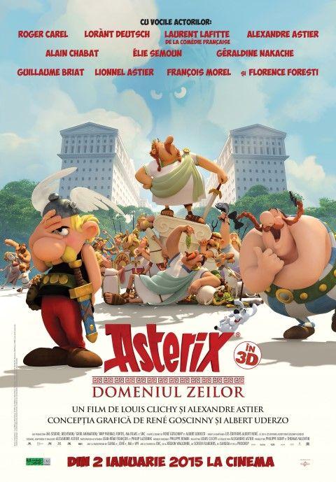 Astérix: Le domaine des dieux (Asterix: Domeniul zeilor) (2014)