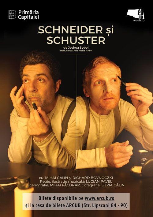 Piese de teatru - Schneider si Schuster