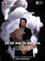 Piese de teatru din Bucuresti - 20 de ani in Siberia