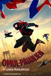 Cinema - Spider-Man: Into the Spider-Verse