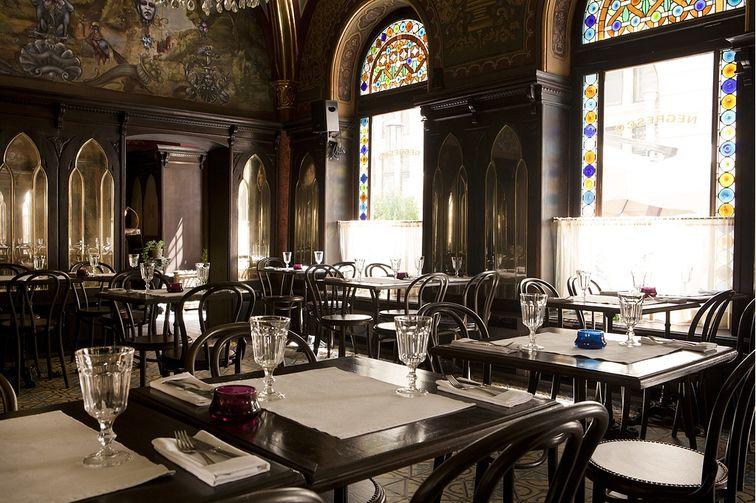 Restaurante cu specific romanesc in Centrul Vechi