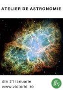 Workshops din Bucuresti - Introducere in astronomie: Curs de orientare pe cer