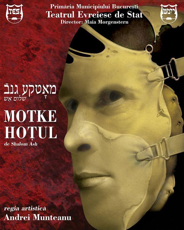 Piese de teatru din Bucuresti - Motke hotul