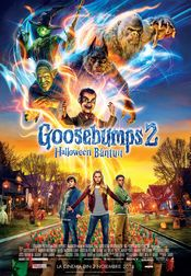 Cinema - Goosebumps 2: Haunted Halloween