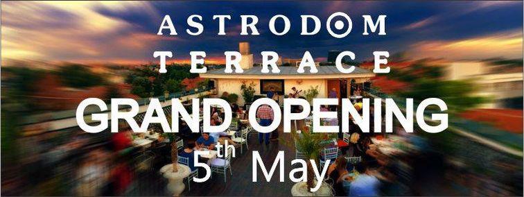 Petreceri - Astrodom Terrace - Grand Opening