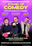 Stand-Up Comedy Night ca la iUmor