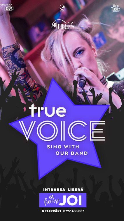 Concerte din Bucuresti - True Voice | Sing w. True Band