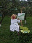 Workshops din Romania - Pictez o saptamana la tara intr-un sat din Apuseni