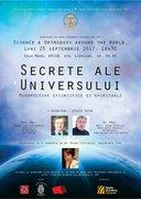 Conferinte din Bucuresti - Secrete ale Universului – perspective stiintifice si spirituale