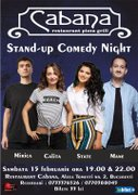 Stand-up comedy night Show #1