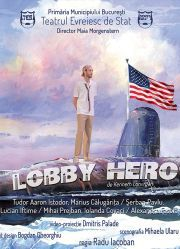 Piese de teatru din Bucuresti - Lobby Hero