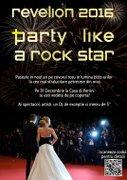 Party like a Rockstar - Revelion 2016