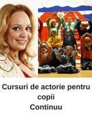 Clubul de Arta Actorului și Teatru pentru Copii 4-7 ani