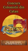Concurs Colonistii din Catan