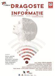 Piese de teatru din Bucuresti - Dragoste si informatie