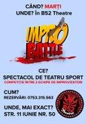 Spectacole din Romania - Impro Battle - Trupa Obligó vs. Trupa Freeze