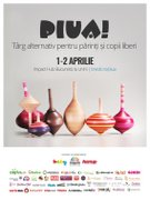 Targuri din Bucuresti - Piua - Targ pentru copii si parinti liberi