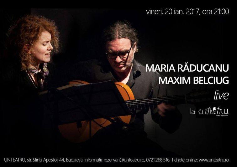 Maria Raducanu & Maxim Belciug