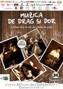 Concerte din Bucuresti - Old Spirits Reunion - Muzica de drag si dor