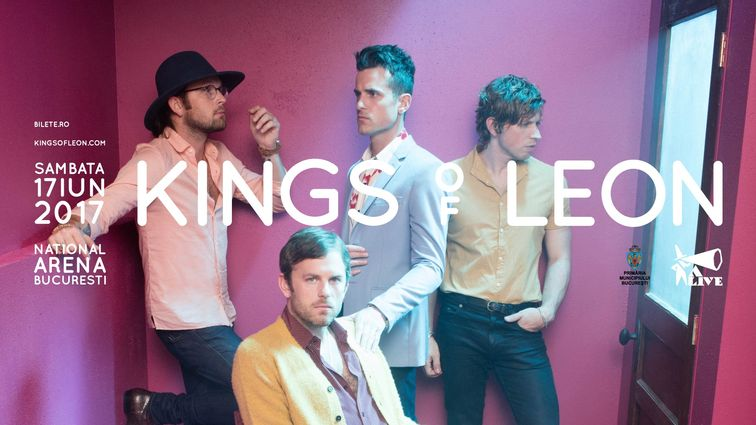 Concerte din Bucuresti - Kings Of Leon