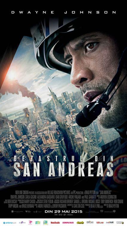 San Andreas (Dezastrul din San Andreas) (2015)