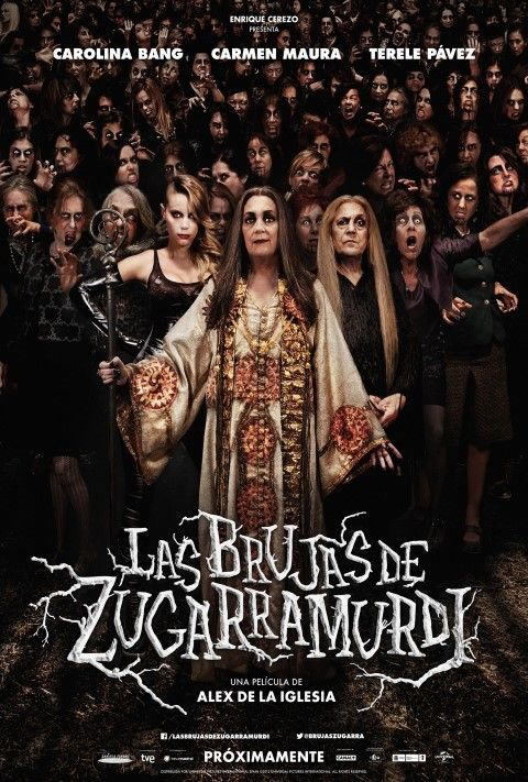 Witching and Bitching (Las brujas de Zugarramurdi) (2013)