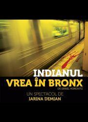 Indianul vrea in Bronx