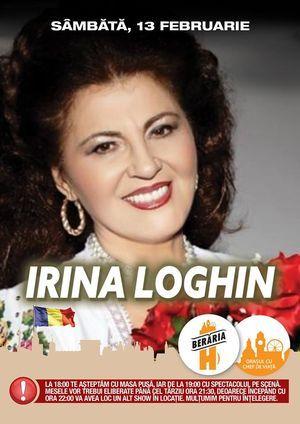 Concerte - Irina Loghin