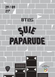 BT Live#1: Suie Paparude