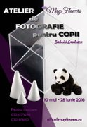 Workshops - Curs de initiere in fotografie - pentru copii si adolescenti