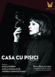 Piese de teatru din Bucuresti - Casa cu pisici