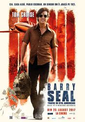 Cinema - American Made (Barry Seal: Trafic in stil american)