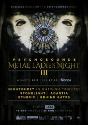 Psychosounds Metal Ladies Night III