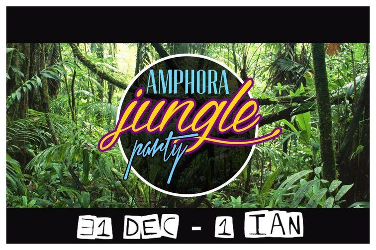Revelion in jungla