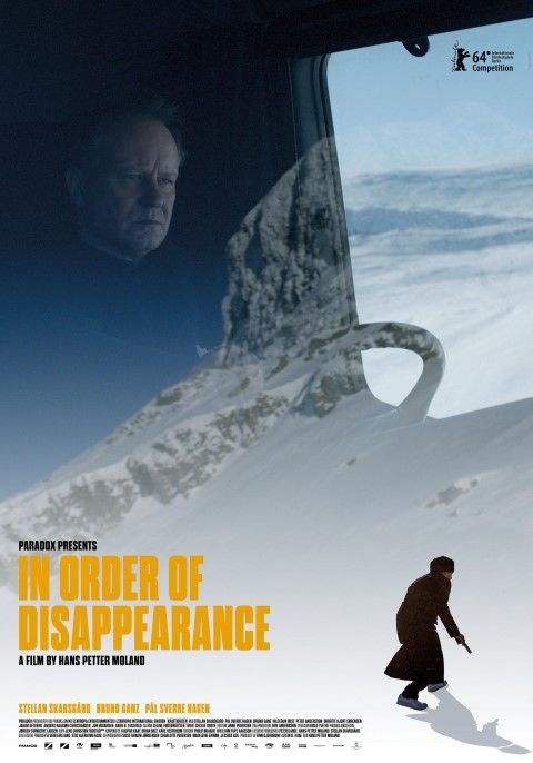 Kraftidioten - Order of Disappearance