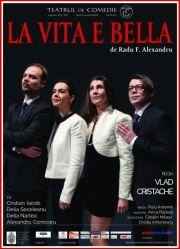Piese de teatru din Bucuresti - La vita e bella
