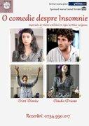 Piese de teatru din Bucuresti - O comedie despre insomnie