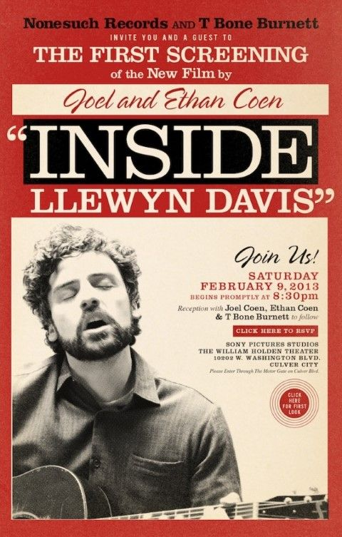 Cinema - Inside Llewyn Davis