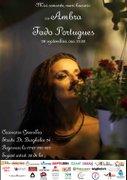 Festivaluri din Romania - Fado Portugues- Concert Ambra