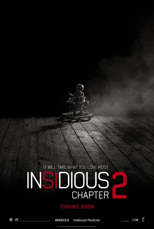 Cinema - Insidious: Chapter 2
