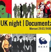 Proiectii din Bucuresti - UK night | Documentary & Party