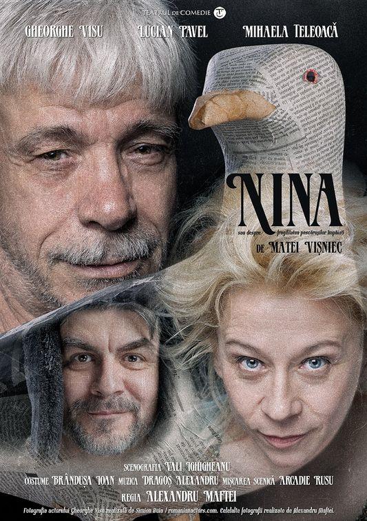 Piese de teatru - Nina