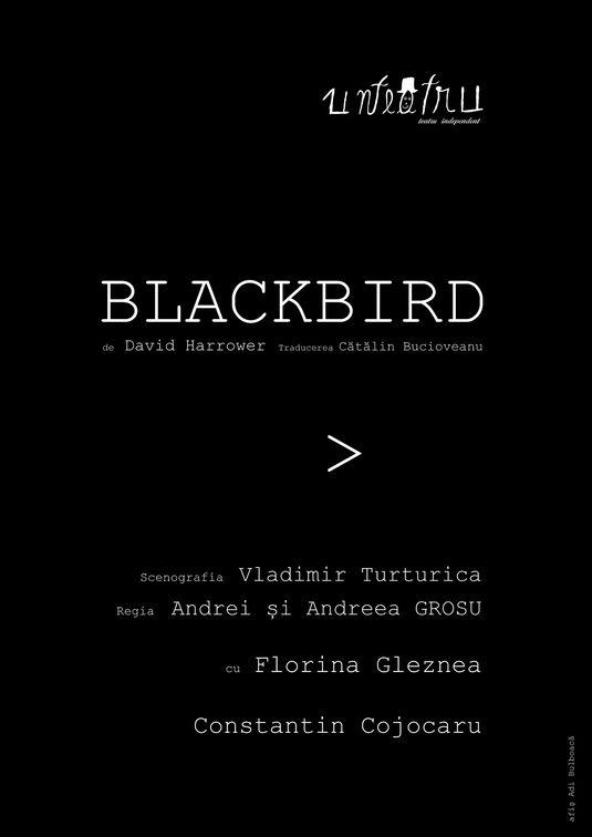 Piese-de-teatru din Romania - Blackbird