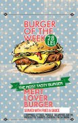 Metropotam - Burger of the week