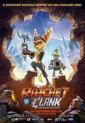 Cinema - Ratchet and Clank