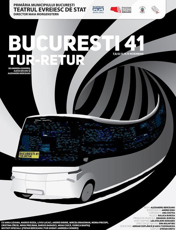 Bucuresti 41 - Tur Retur
